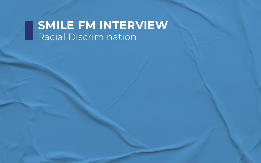 Smile FM Interview with Ian Fuhr – Racial Discrimination It's a difficult conversation. Perhaps that's why systemic racism hasn't changed much since 1994. Ian Fuhr discusses race relations and unconscious bias with Smile FM.