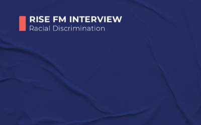 """Rise FM Interview with Ian Fuhr – Racial Discrimination """"We've hardly moved forward…""""   Ian Fuhr describes racial polarisation as the root cause of South Africa's stunted growth since 1994."""