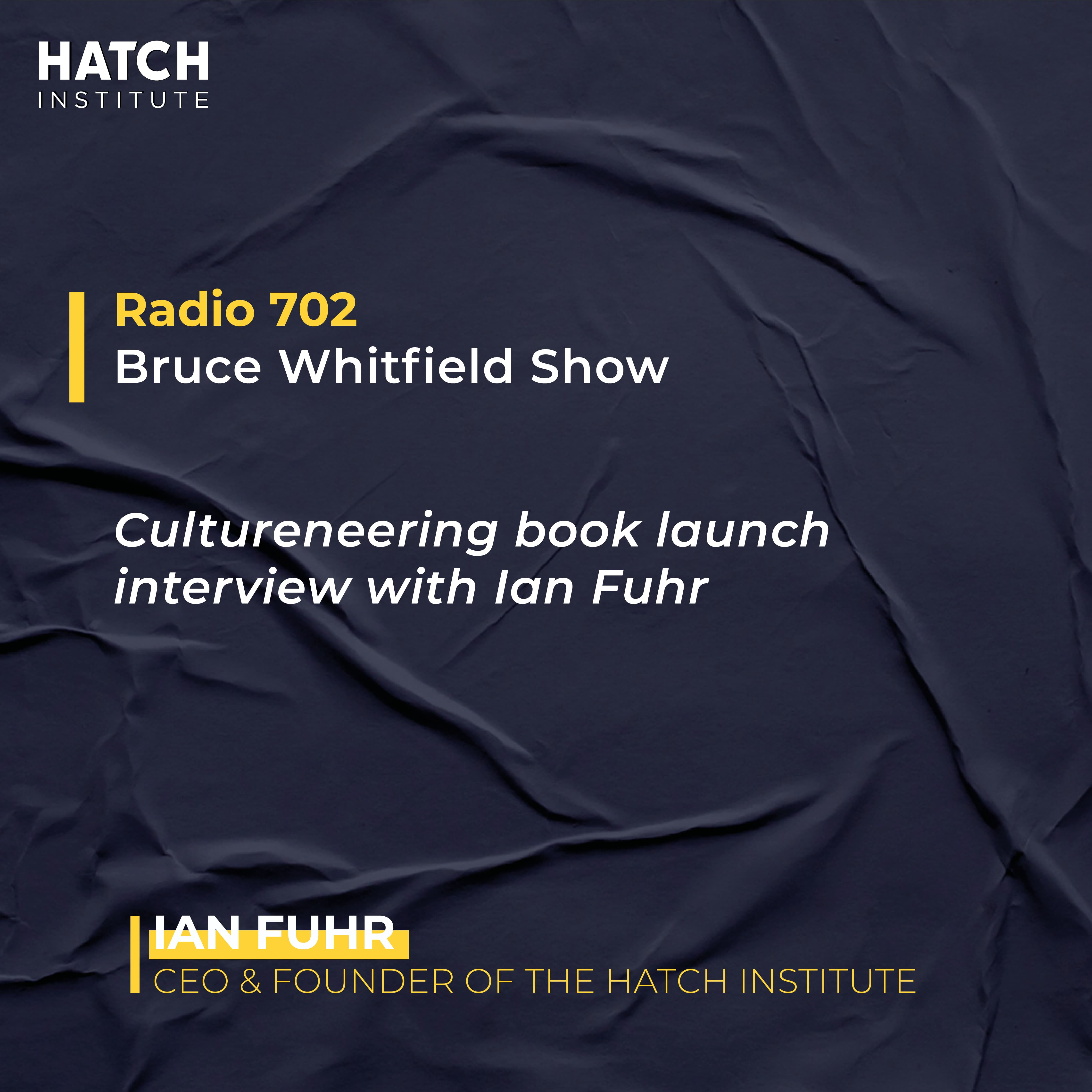 Radio 702 – Bruce Whitfield Show Interview with Ian Fuhr